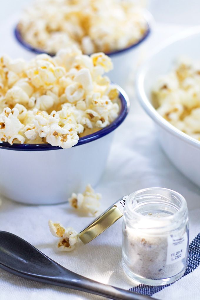 This will potentially be the shortest post you ever see from me. This one is short and sweet because my Truffle Popcorn is made, it's warm, it's buttery, it's salty, it smells like truffles and it's ready to sit down with me and watch a movie. I probably won't get a chance to watch the...