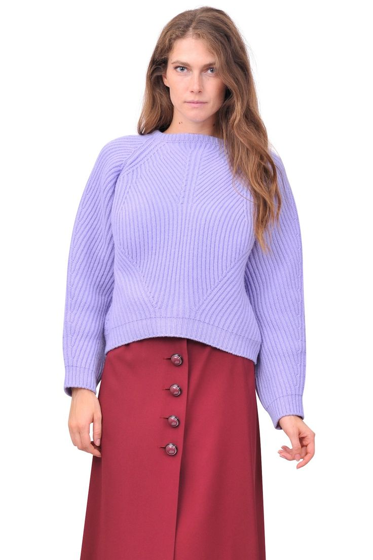 Vivetta -Ribbed sweater-50%