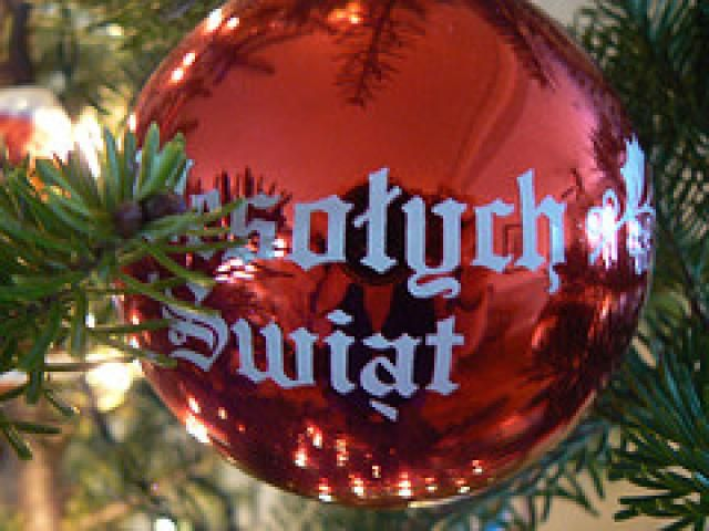 Photo of Polish Christmas Ornament  Polish Christmas recipes- Flickr by laurarup