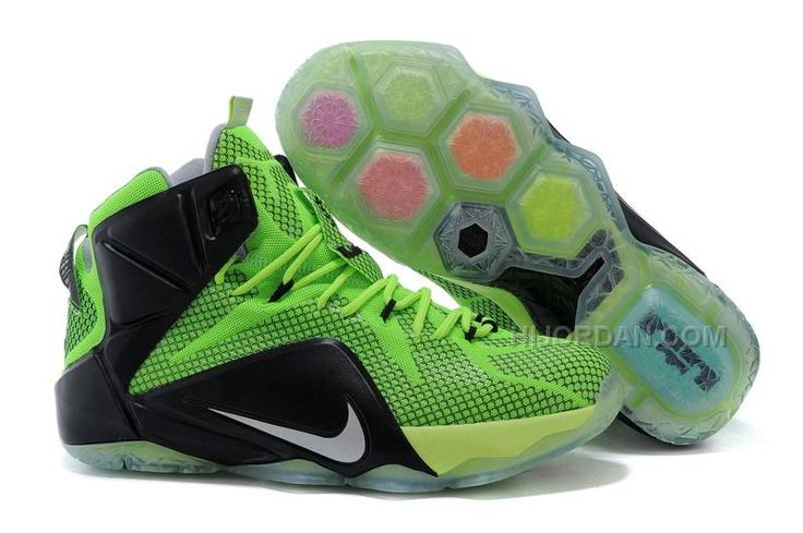 https://www.hijordan.com/cheap-nike-lebron-12-green-black-basketball-shoes-on-sale.html CHEAP NIKE LEBRON 12 GREEN BLACK BASKETBALL SHOES ON SALE Only $106.00 , Free Shipping!