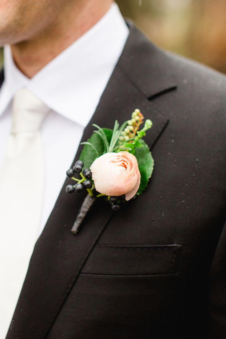 Tuscan in Tremblant — Full Bloom - boutoniere - groom