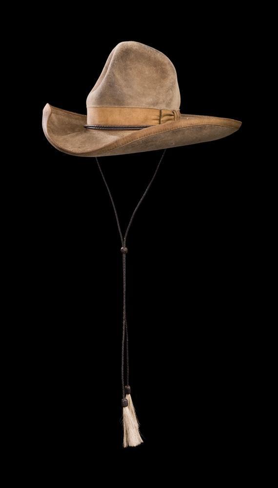 4 Stetson Cowboy Hats