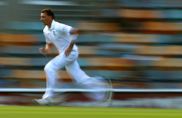 Image Of The Day - Dale Steyn