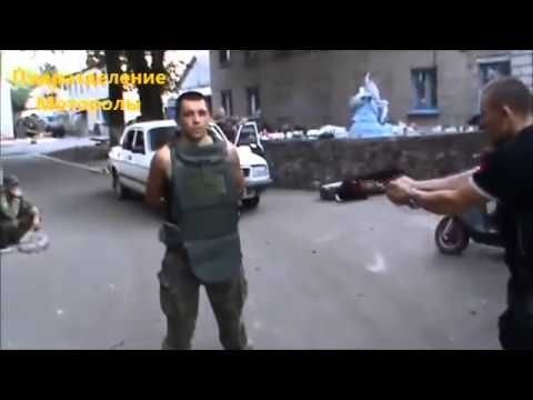 "War in Ukraine. The Fighter ""Nimble"""