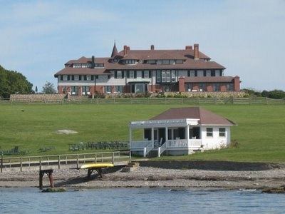"Hammersmith Farm hosted Jackie and John Kennedy's wedding reception and was the ""Summer White House"" during Kennedy's presidency. The boat house was featured in the film ""The Great Gatsby."""