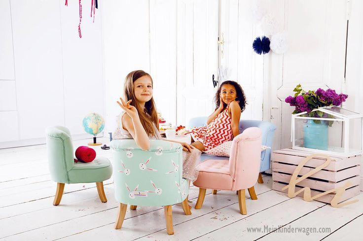 Kuschelecke/ Spielecke Kinderzimmer - eine persönliche Ecke fürs Kind erschaffen
