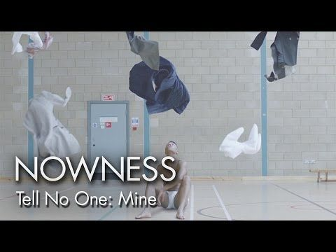 """Mine"" by Tell No One - Full shoppable version on NOWNESS"