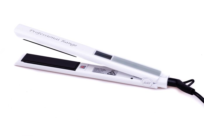 Beauty with an Attitude: SAS Professional Range is our newest model. The upgraded floating plates allow even easier straightening and curling of your hair. All SAS straighteners come with a new touch screen LCD display. SAS hair straighteners are Australia's number #1 hair straightener.