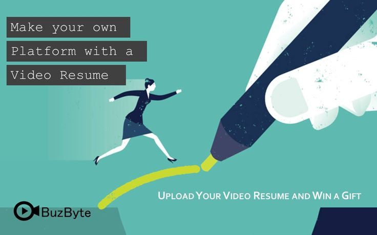 Language should not limit you Make you video resume in the - video resume