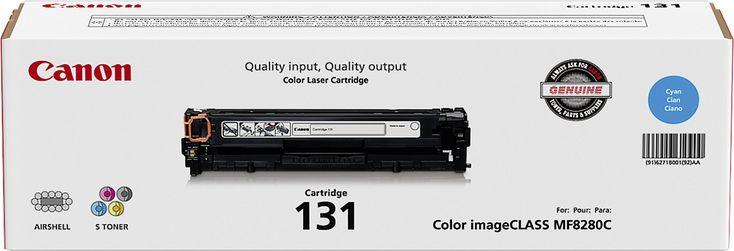 Canon - 131 Toner Cartridge - Cyan (Blue)