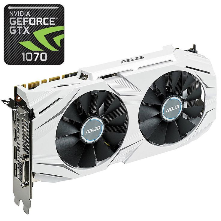 8GB GDDR5 Gaming Graphics Card for NZXT 401 S3540 Dell XPS 8910 Corsair 200R ATX #Asus