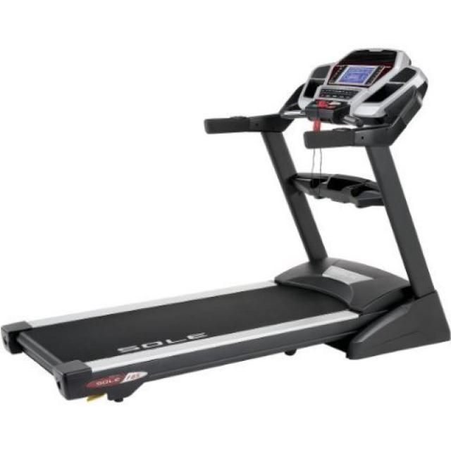 8 Great Folding Treadmills for Small Spaces: Sole F85 Treadmill