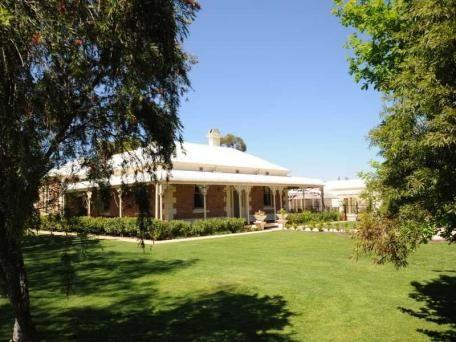 Mindaribba Homestead Circa 1885  Maitland NSW