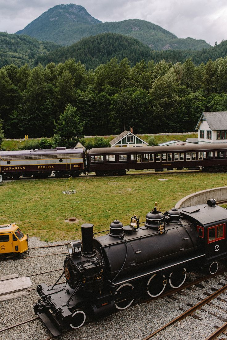Some of our heritage & passenger trains.
