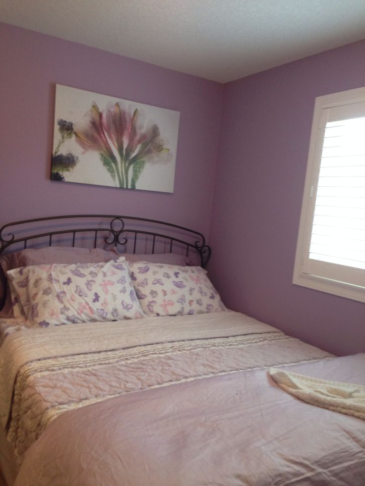 Lavender Paint Ideas For Your Home One Kings Lane: Lavender Lipstick By Benjamin Moore