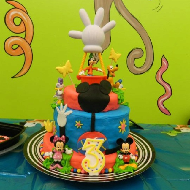 21 Best Images About Mickey Mouse Party On Pinterest