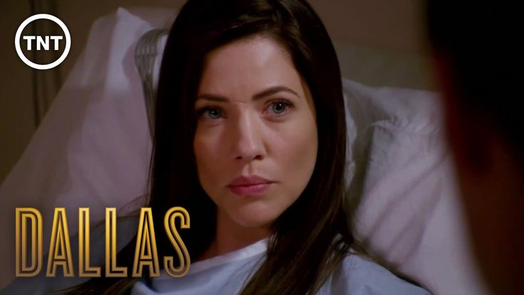 Denial, Anger, Acceptance - John Ross Visits Pamela | Dallas | TNT