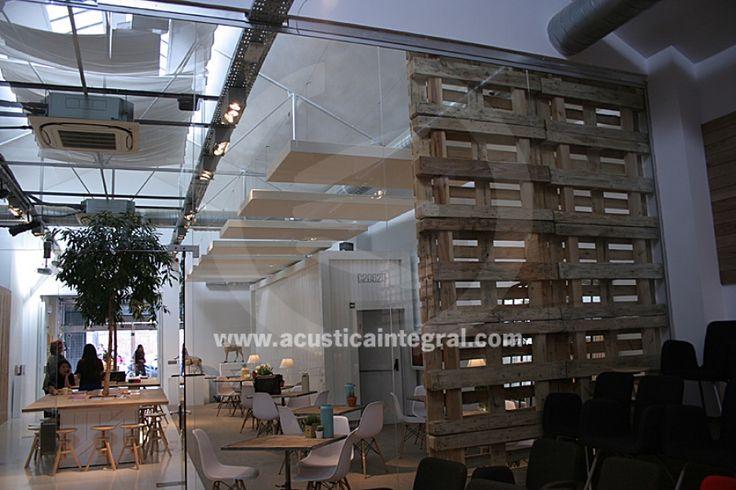 Ingenieria acustica para el acondicionamiento acústico sala polivalente