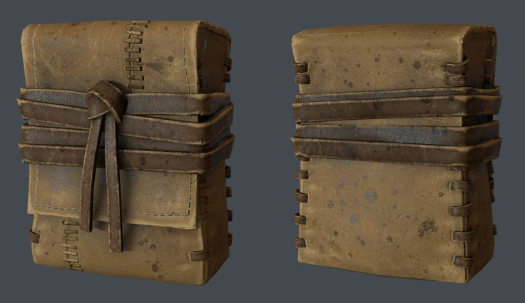 ArtStation - Rust Items, Xavier Coelho-Kostolny