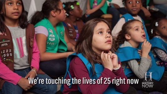 Meet New Yorks first Girl Scout Troop for homeless kids.Meet New Yorks first Girl Scout Troop for #news #alternativenews