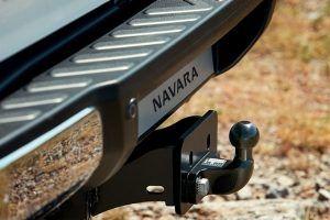 Nissan Navara Double Cab - Attelage boulonné - version longue