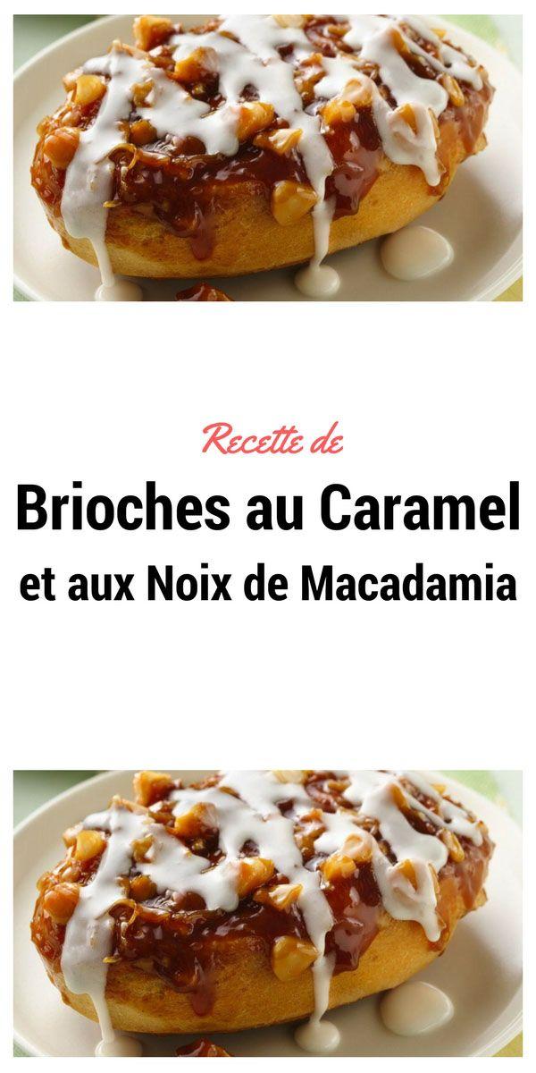 #brioche #caramel #noix #macadamia