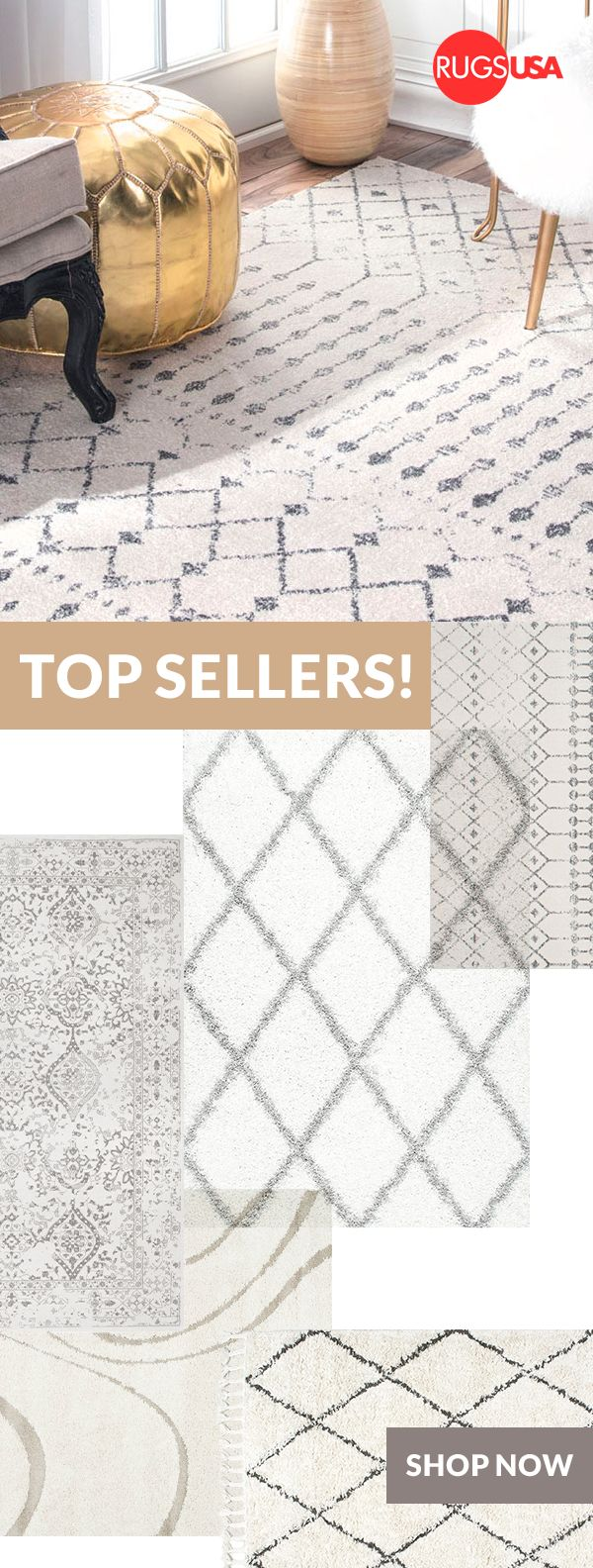 Tie any room together with stunning, high-quality rugs at rock-bottom prices. Choose from thousands of styles, sizes, colors, prints and textures to make your house feel like a home. Shop now at RugsUSA.com!