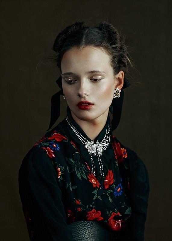 Alice Tubilewicz by Kiki Xue for Vogue Gioiello, March 2015 6