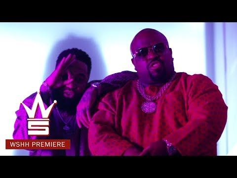 """Tone Trump and Cee-Lo are surrounded by some lovely ladies in their new video for the sultry """"Darq Liquor"""", off Tone's upcoming American Hustler project."""