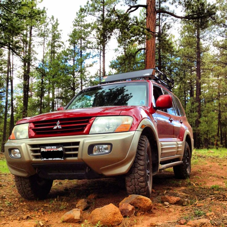 Mitsubishi Pajero Wallpapers: 17+ Images About 4x4 On Pinterest