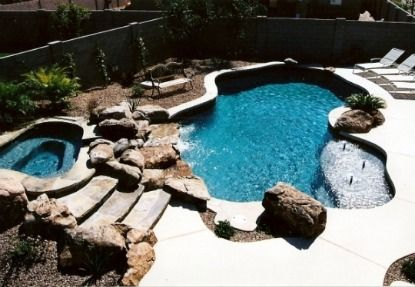 Inground pool cost inground pool prices in ground pool for Pool installation cost
