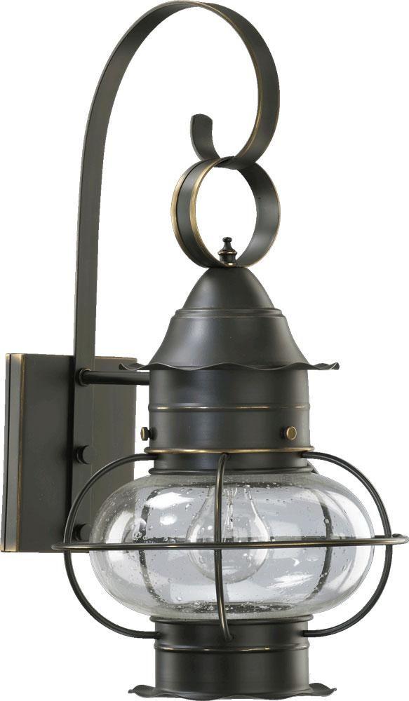One Light Old World Wall Lantern : FWDP | Timberlake Lighting of Lynchburg