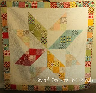Boho Patchwork Vintage Star Quilt Tutorial on the Moda Bake Shop. http://www.modabakeshop.com - she uses a layer cake but could work for charm packs too.