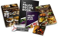 372 Paleo Recipes...  These 100% Approved Paleo Recipes Will Ensure That You Get All the Health Benefits From Paleo Eating  #PaleoRecipes