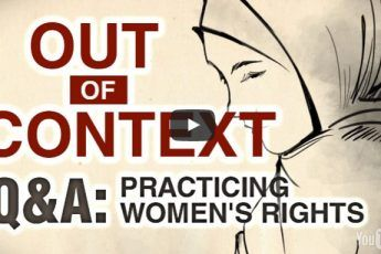 Out Of Context – Women's Rights In The Qur'an