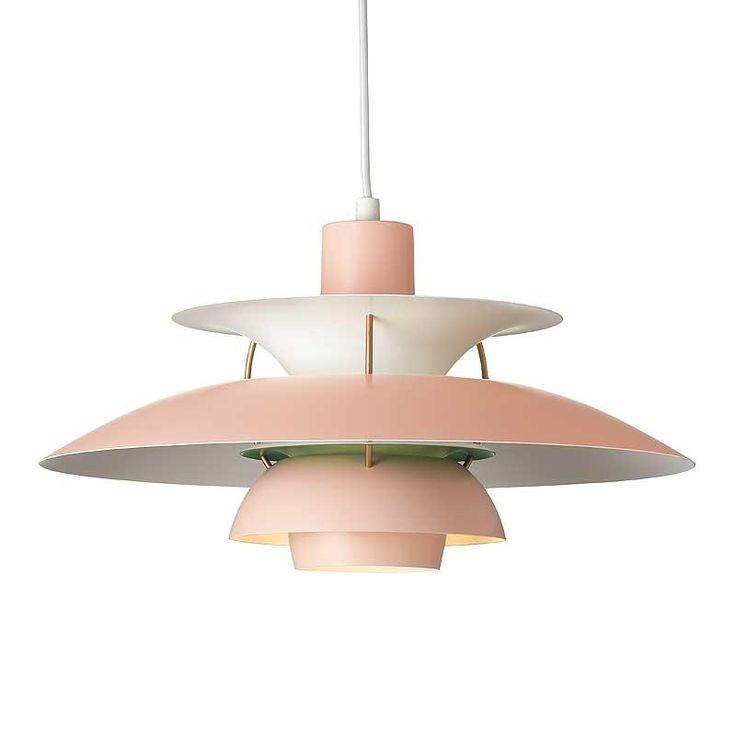 Bestil din nye PH 5 comtemporary rosa lampe her. Designet af Poul Henningsen for Louis Poulsen. Klik ind og bliv inspireret af de mange PH lamper.