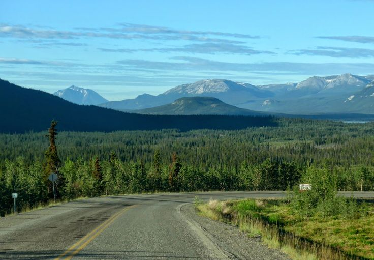Road to Atlin