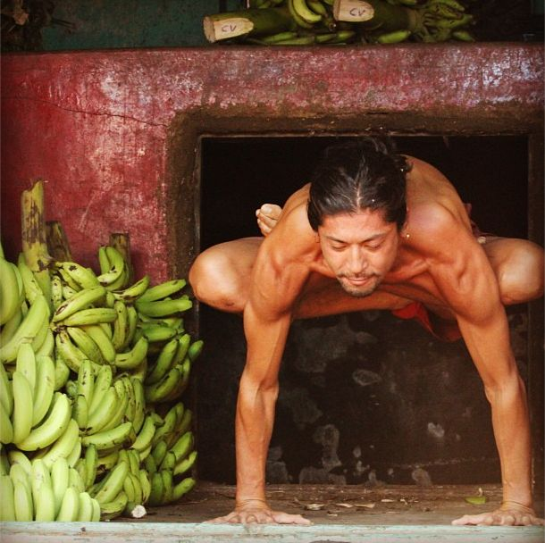 1000+ images about Why Men Doing Yoga? on Pinterest