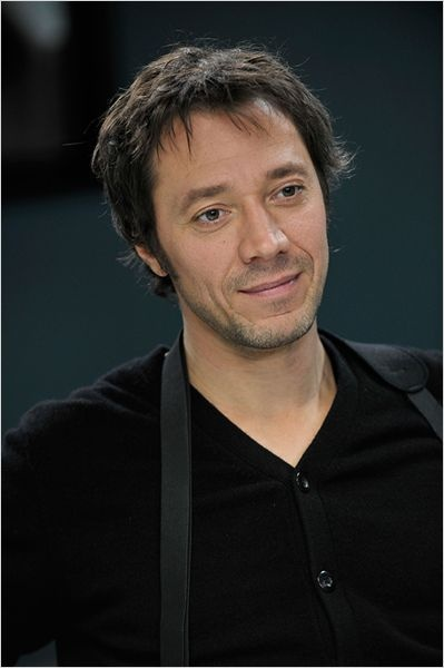 Bruno Debrandt, french actor.