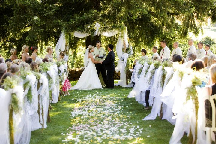 Places For Wedding Ceremony: 1000+ Ideas About Outdoor Wedding Venues On Pinterest