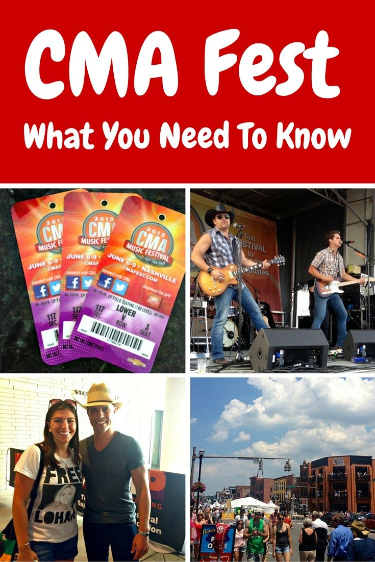 We at Wherever I May Roam Blog are sort of experts at the CMA Music Festival in Nashville, TN so we wanted to share with you everything you need to know before attending this epic event. Hope to see you in June!