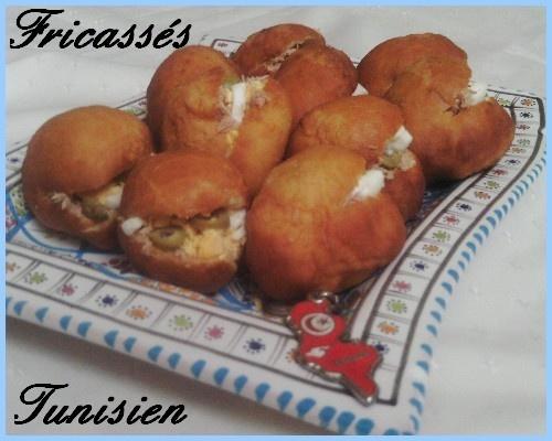 Fricassés Tunisien