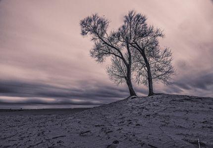Secret beach. by Kamil Malecki