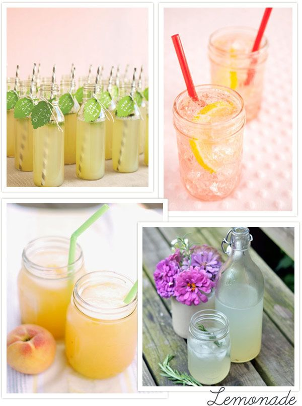 Non-alcoholic party drinks :-)