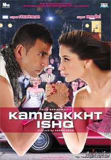 Watch Movies Kambakkht Ishq 2009 Online For Free