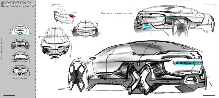 2030 jeep pick-up on Behance