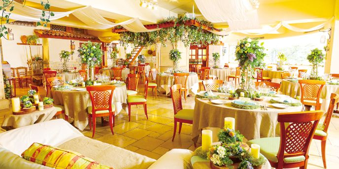 At Home Wedding HANZOYA Garden picture 1-1