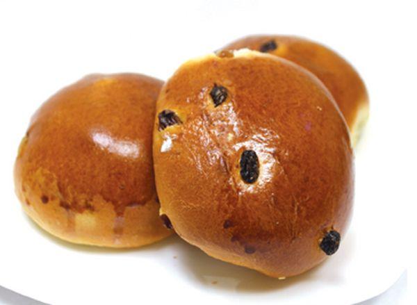 Raisin Danish Buns from #YummyMarket