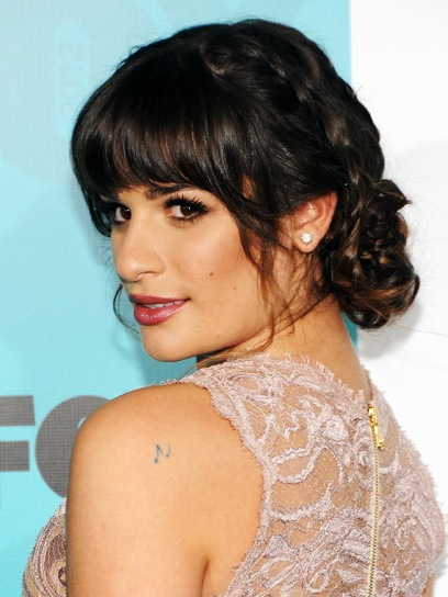 Wedding Hairstyles With Braids And Bangs : 134 best hot wedding trends for 2013: #4 braids images on pinterest