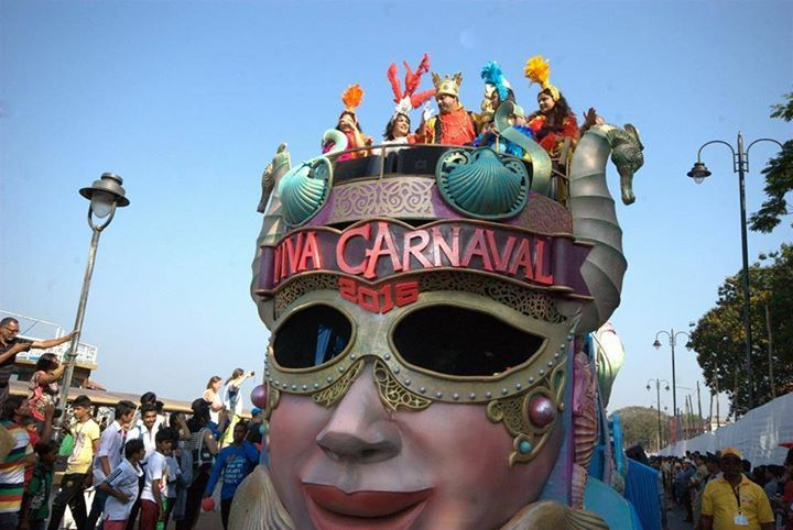 Goa Carnival festival celebration information and pictures of Goa Carnival 2015.
